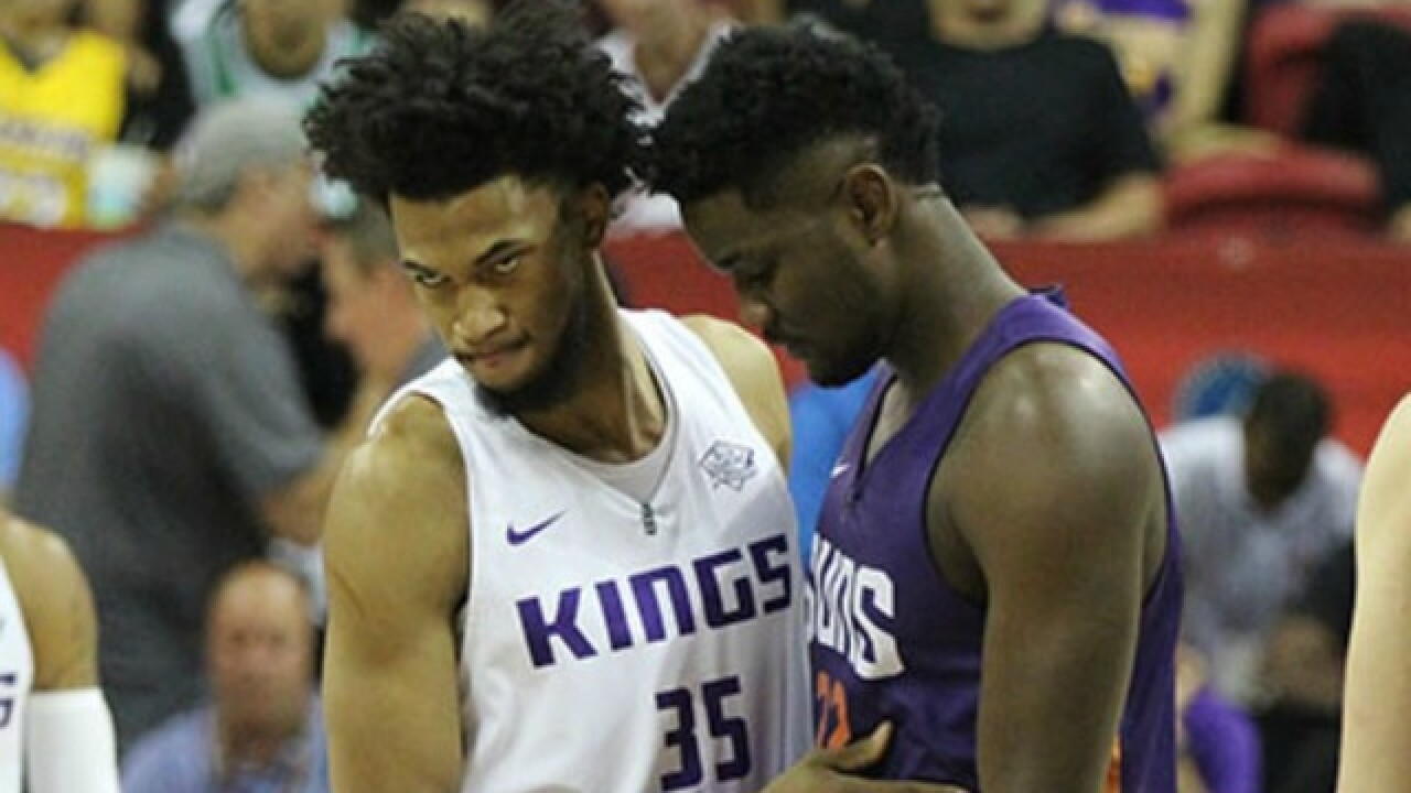 'I meant it': Valley native Marvin Bagley acknowledges grudge against Suns