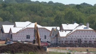 Police Report Rise In Construction Site Thefts