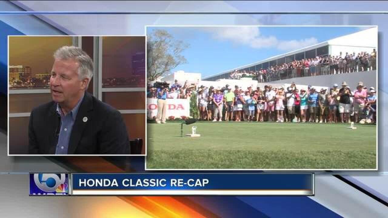 Honda Classic shatters attendance record