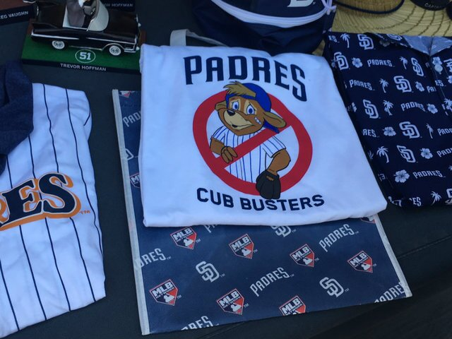 Petco Park is prepared for the Padres home opener game