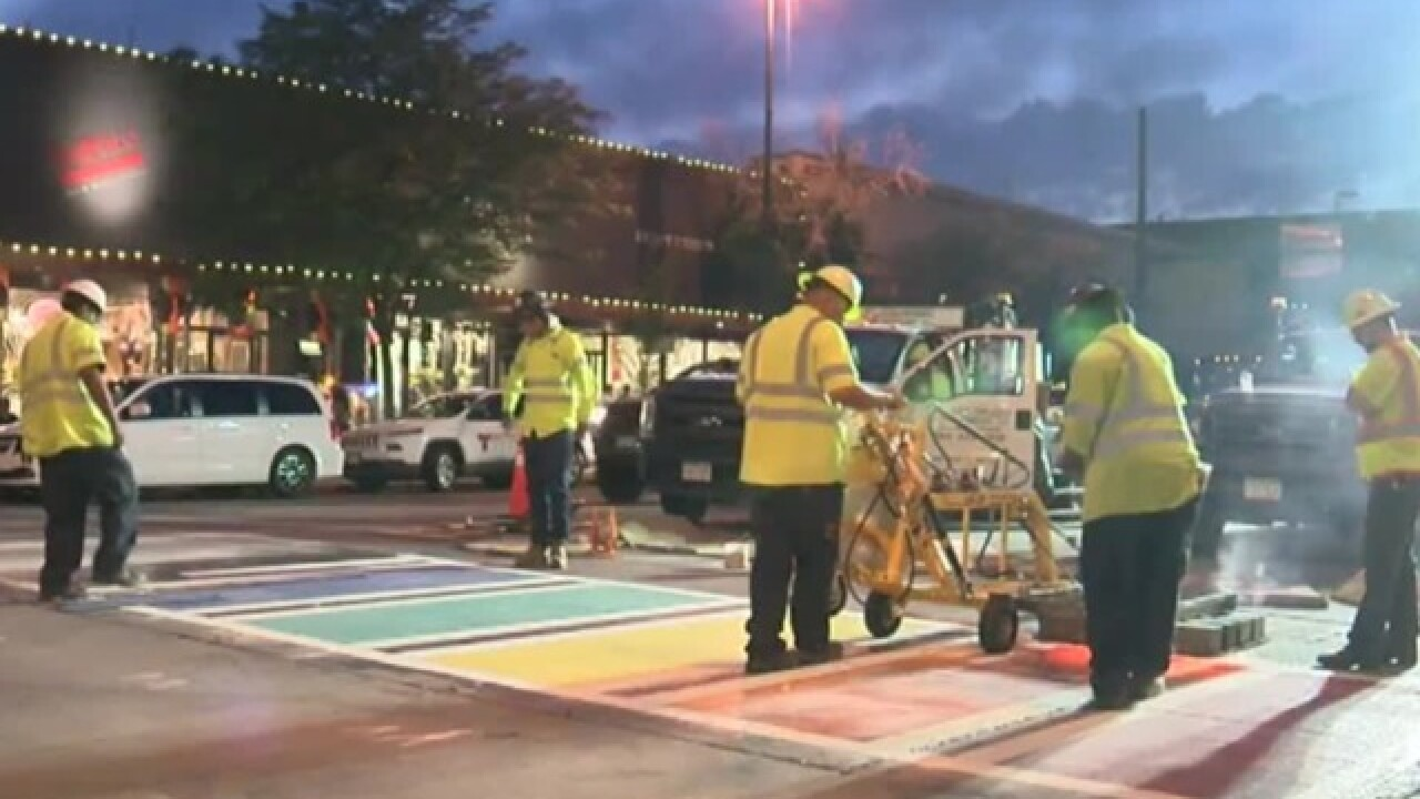 Milwaukee Pride launches campaign for rainbow crosswalks