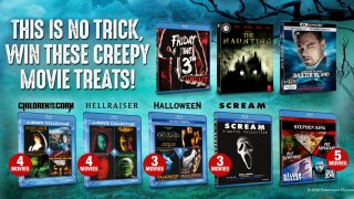 Paramount Halloween Movie Contest