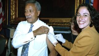 David Dinkins, first Black mayor of NYC, dies at 93: source