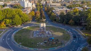 Confederate Monuments Richmond