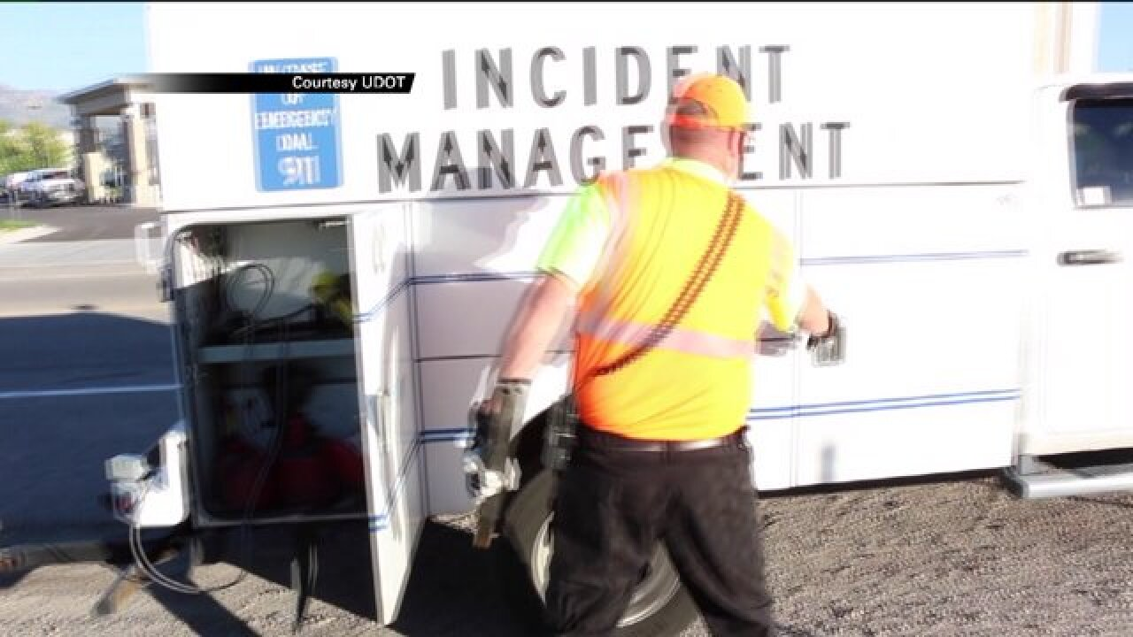UDOT celebrates Utah's Incident Management Team