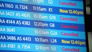 Airlines offering waivers for travelers due to giant storm system