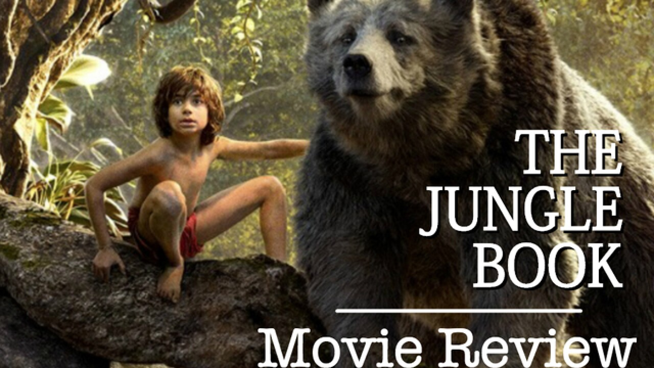 Movie review: 'The Jungle Book' is a new Disney masterpiece