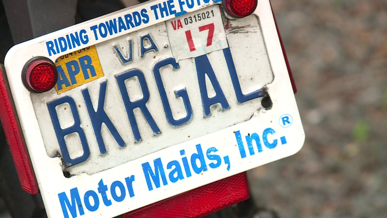 Meet The Motor Maids, one of the oldest bikergroups