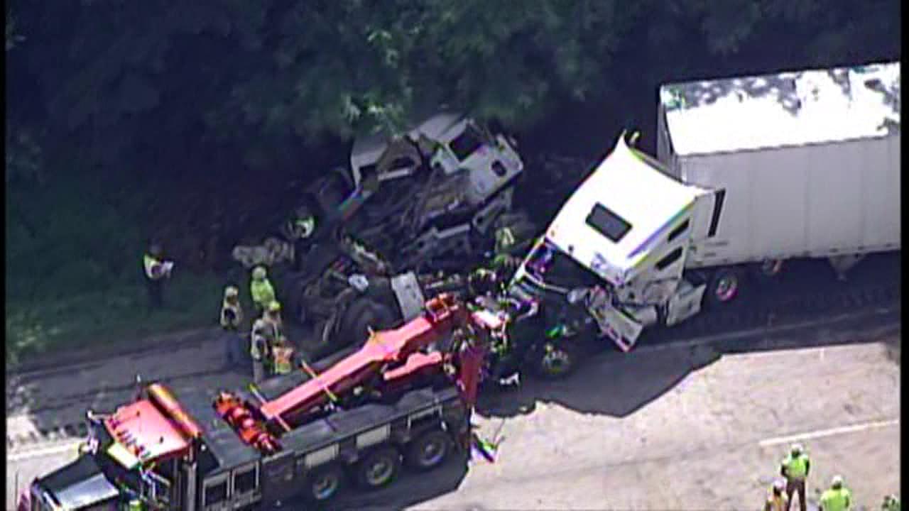 Route 2 crash