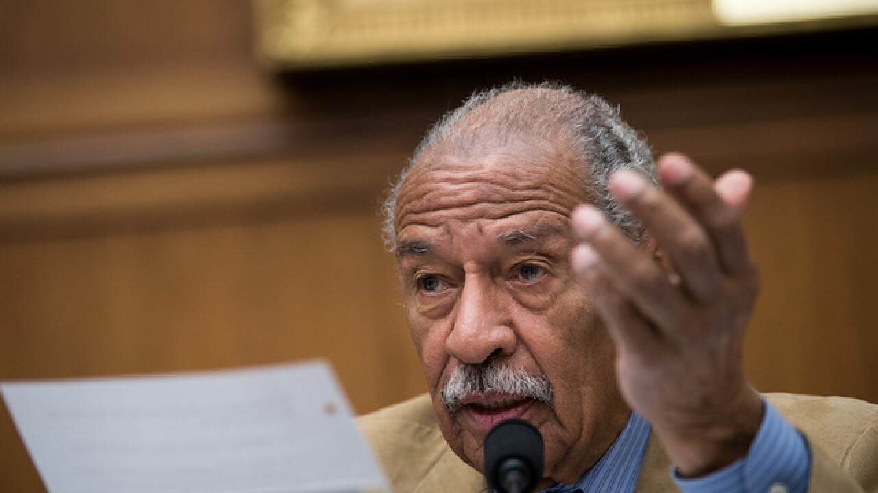 Report: Democratic Rep. John Conyers settled sexual harassment complaint in 2015