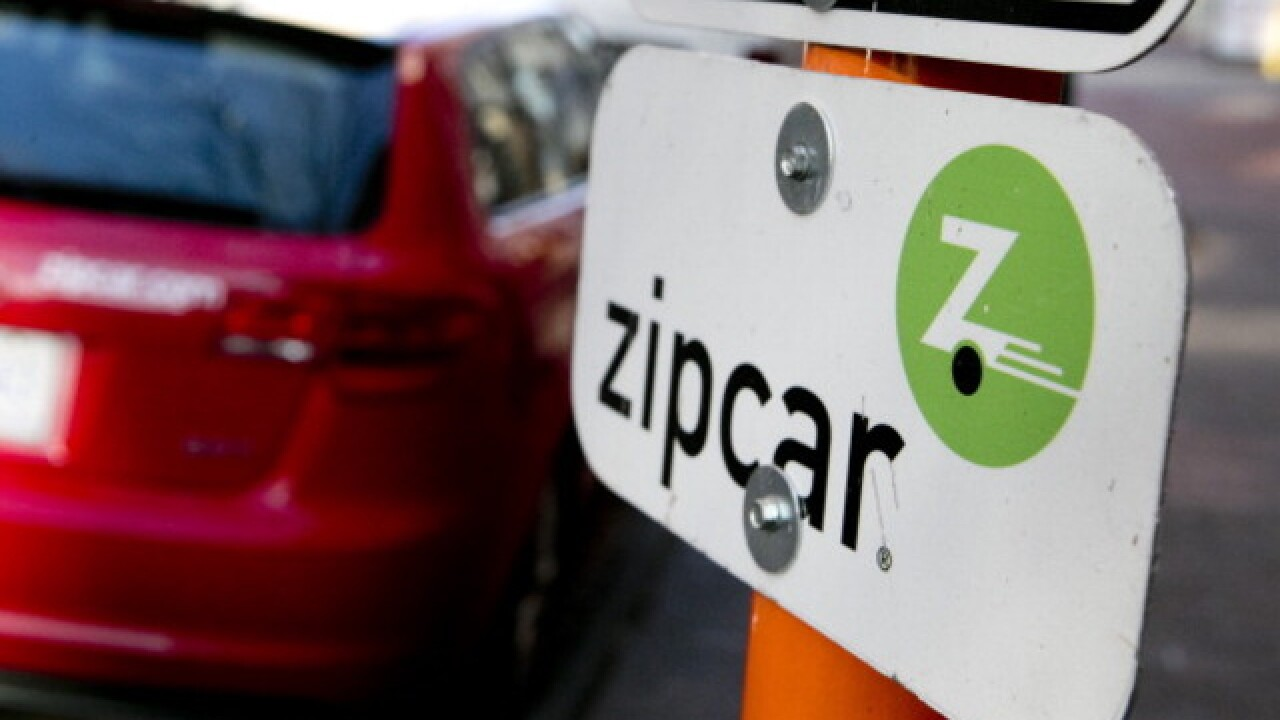 Zipcar reaches 5-year deal with San Diego