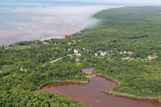 PHOTO GALLERY: Aerial photos of flooding in Michigan's upper peninsula