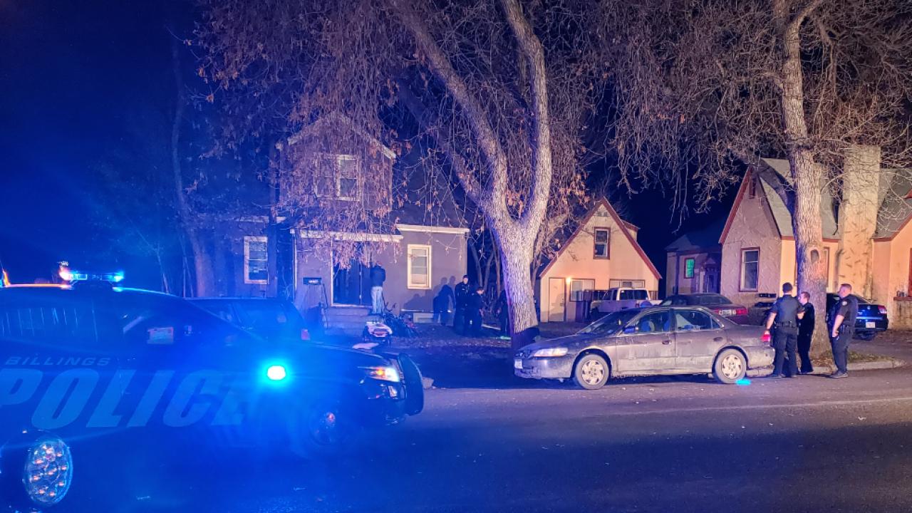 1 injured in Billings shooting