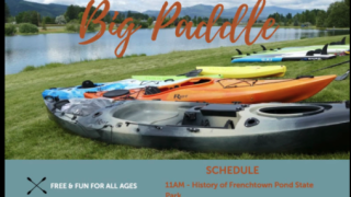 FWP Paddleboard Frenchtown