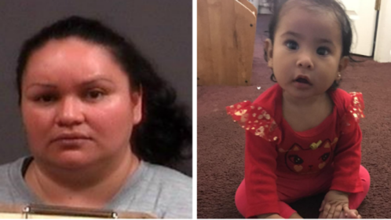 Babysitter charged with homicide in death of Chesterfield 7-month-old