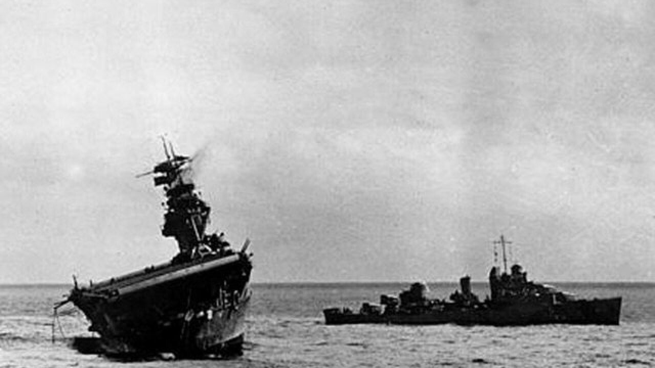 SD event marks 75th anniv. of Battle of Midway