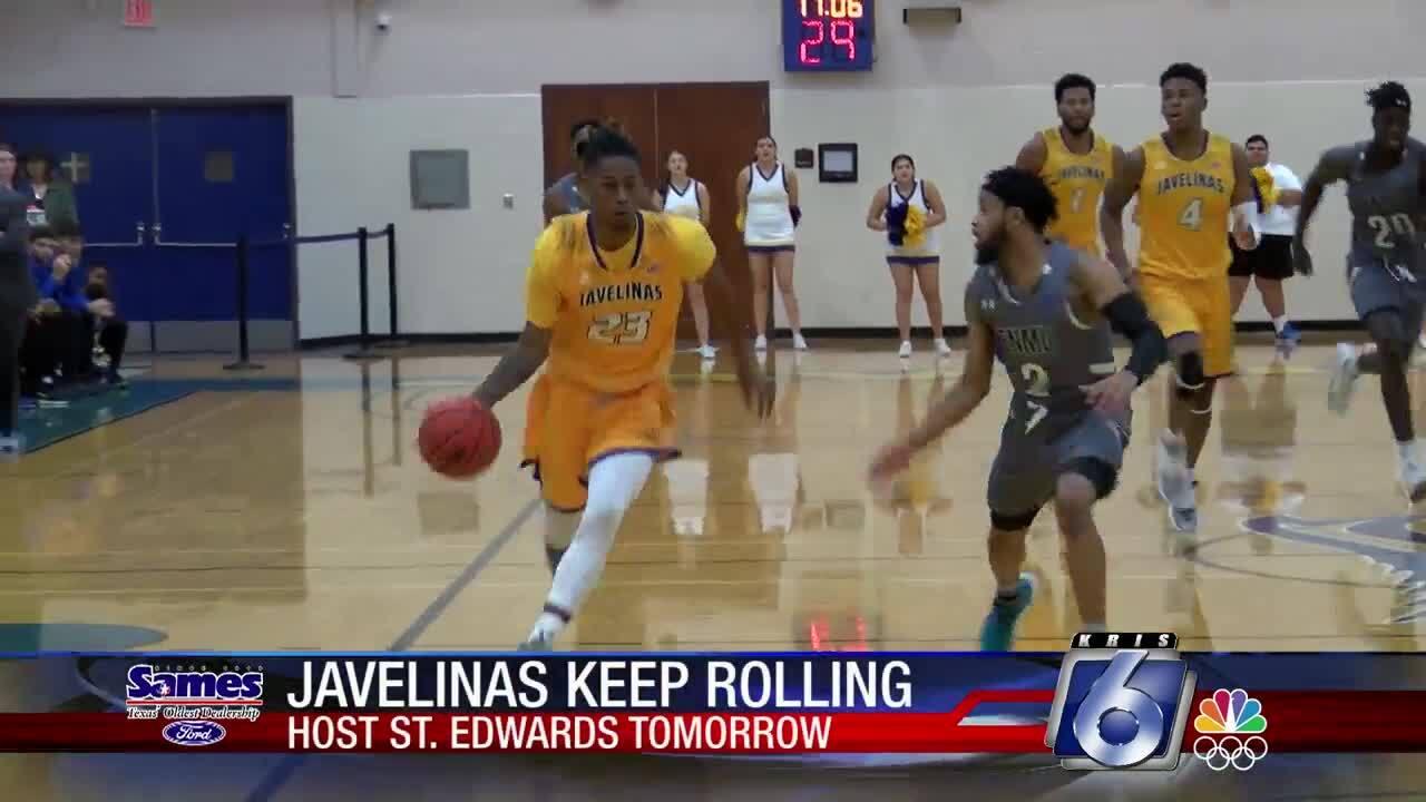 Texas A&M-Kingsville Javelinas basketball