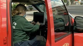 Phoenix 911 crisis counselors