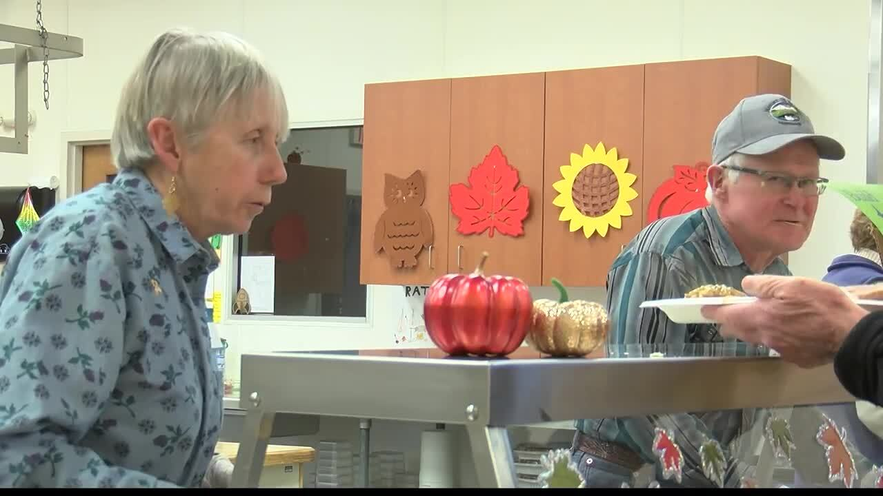 Stevensville builds community ties through free Thanksgiving dinner