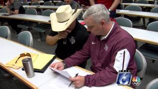 UIL realignment day