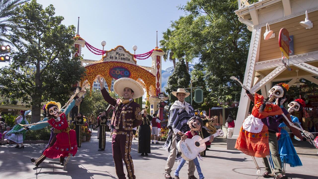 Plaza de la Familia Returns to Disney California Adventure Park from Sept. 3-Nov. 2, 2021