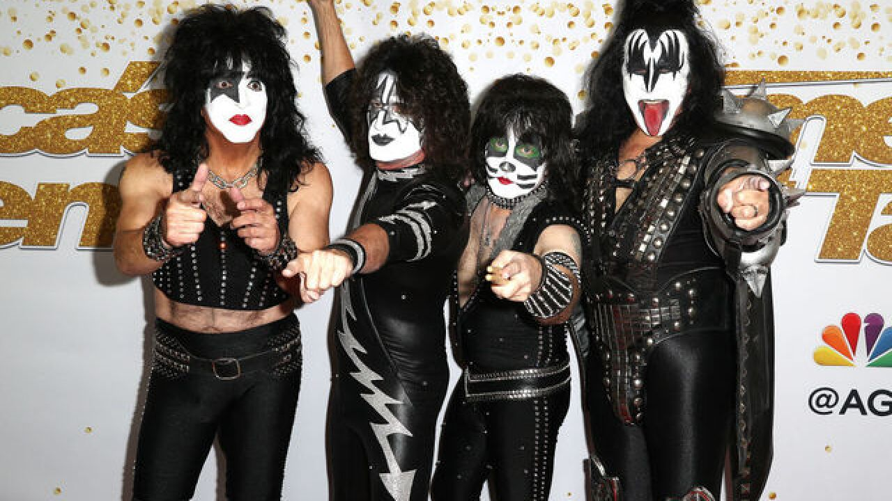 KISS announces 'End of the Road' farewell world tour