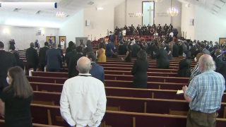 Mourners hold memorial for George Floyd as more protests take shape