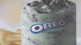 McDonald's Just Introduced An Oreo Mint McFlurry
