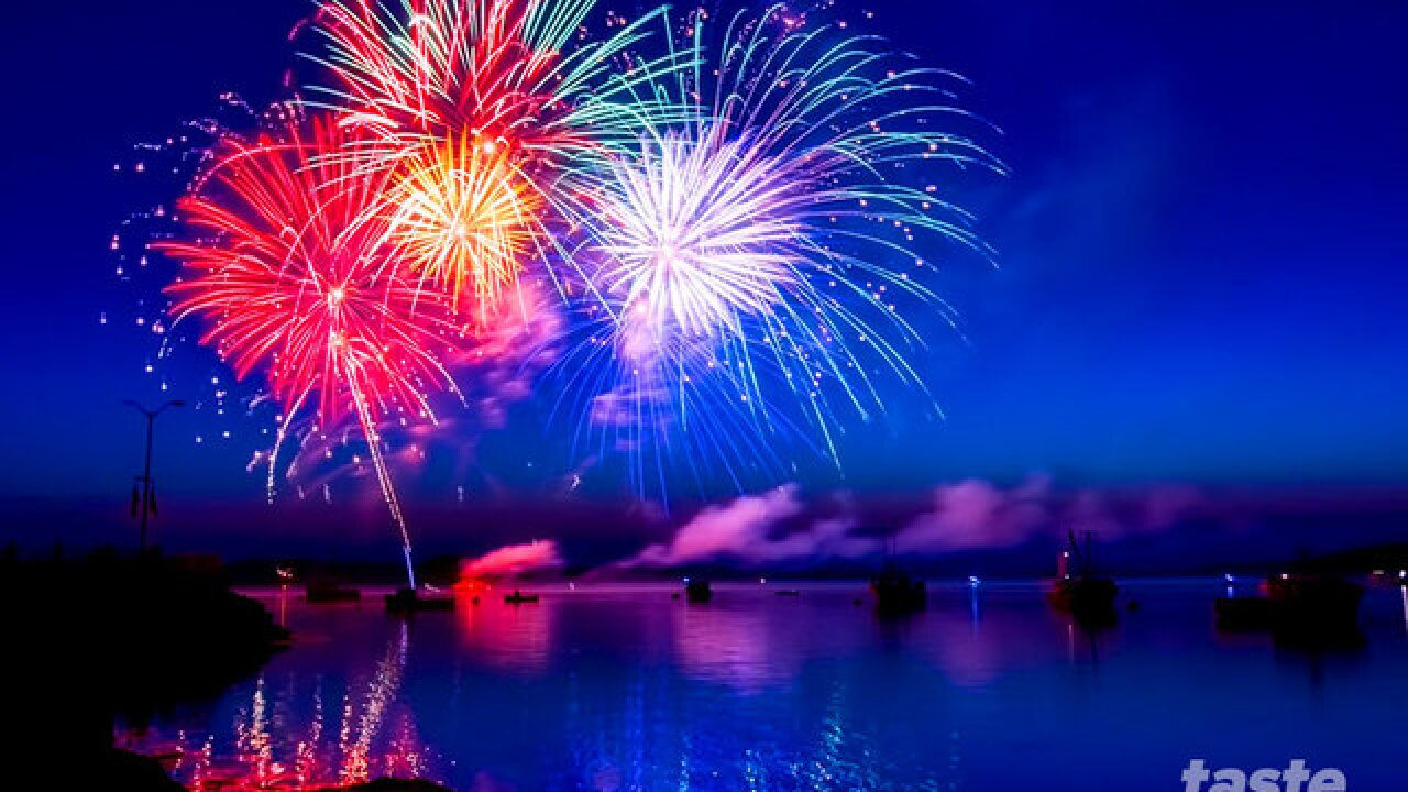 2018 South Florida Fireworks Show Guide for Palm Beach County and the Treasure Coast