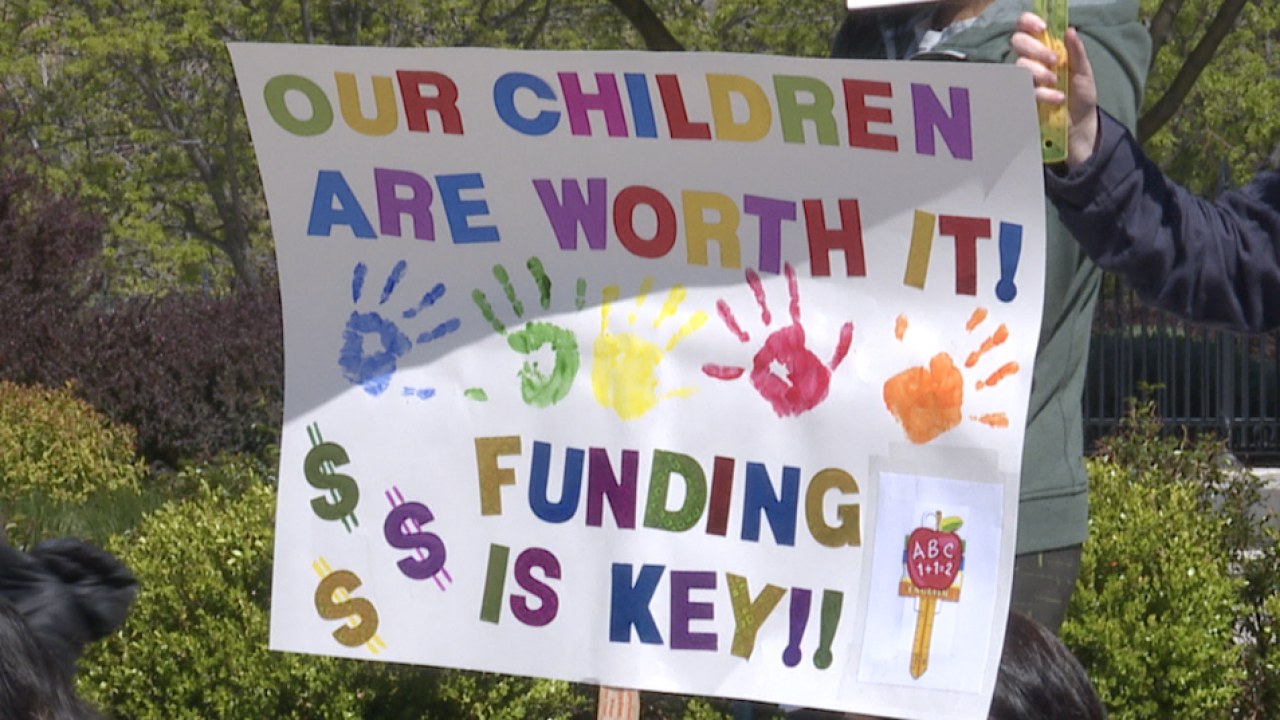 Child care funds