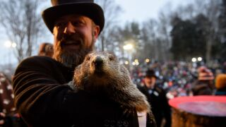 Groundhog Day: Punxsutawney Phil weighs in on whether winter will end soon