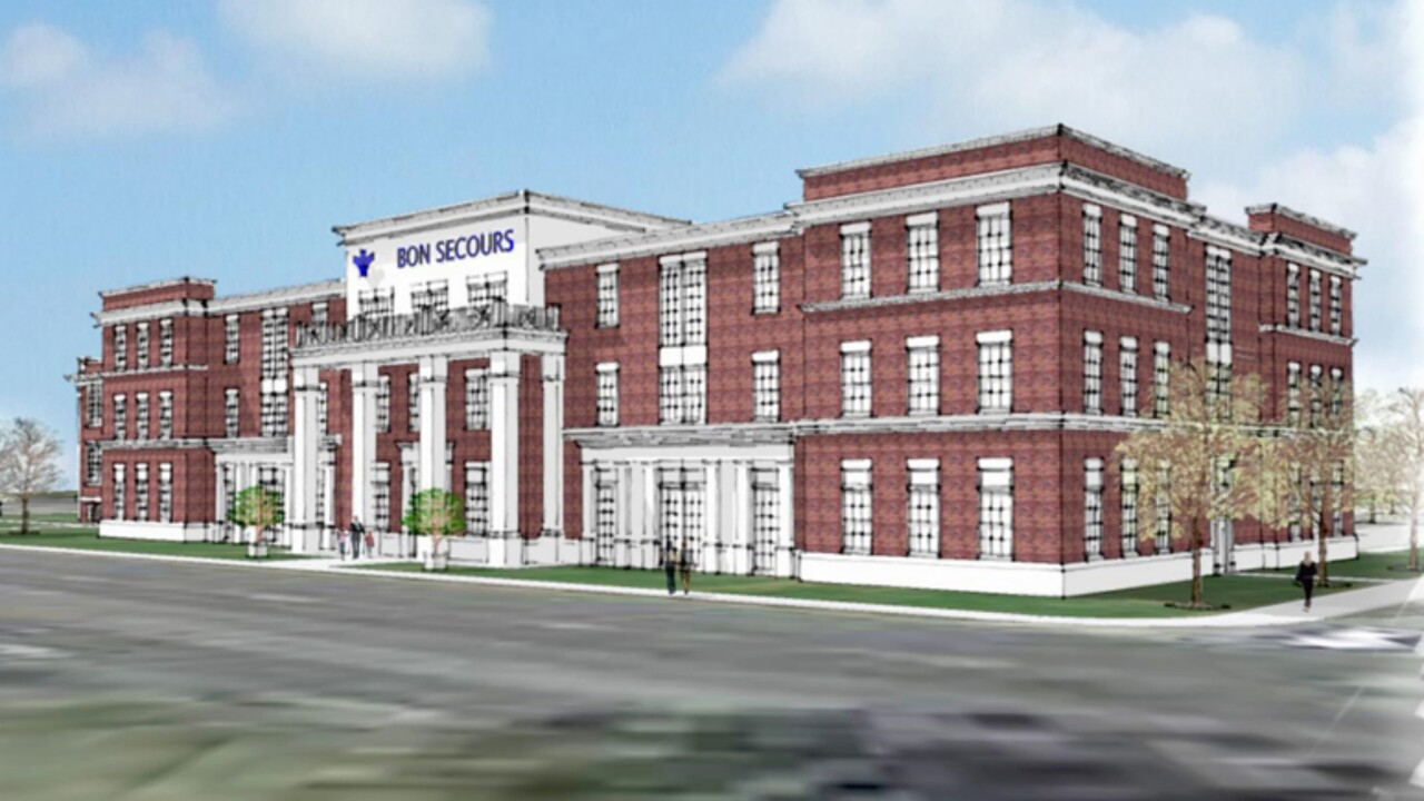 Westhampton School building saved in latest Bon Secours plan