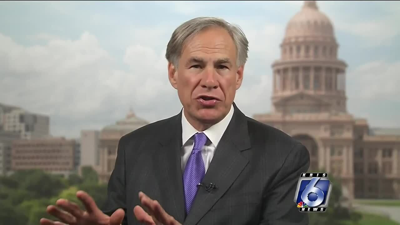Gov. Greg Abbott will provide update on winter weather