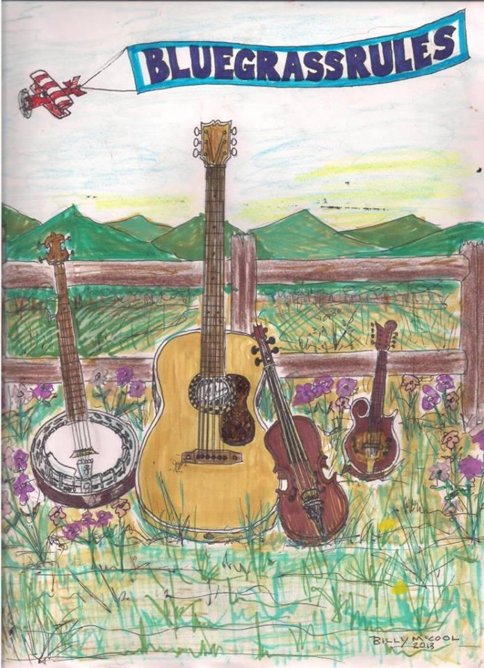 Mid-Michigan Bluegrass & Folk Jam Concert