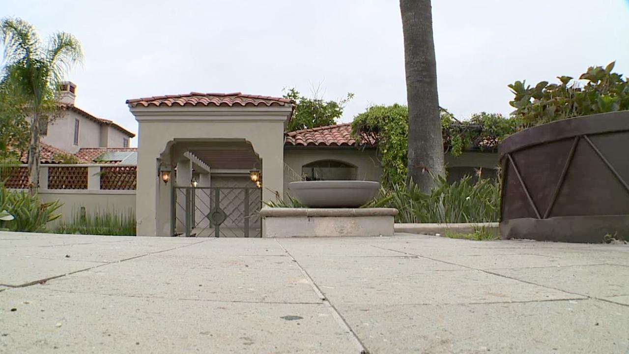 La Jolla party mansion