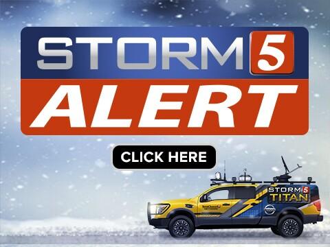 Storm 5 Alert Promo Square - SNOW 480x360