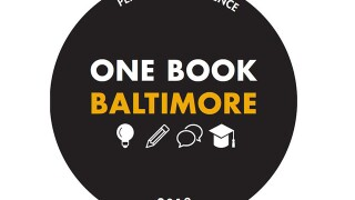One Book Baltimore initiative launches this weekend, Enoch Pratt Free Public Library Announces