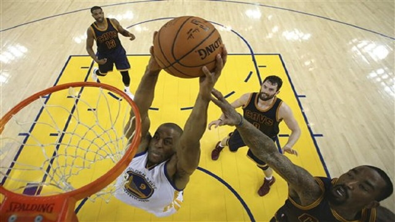 d11afa4c6 Warriors take Game 1 NBA Finals win