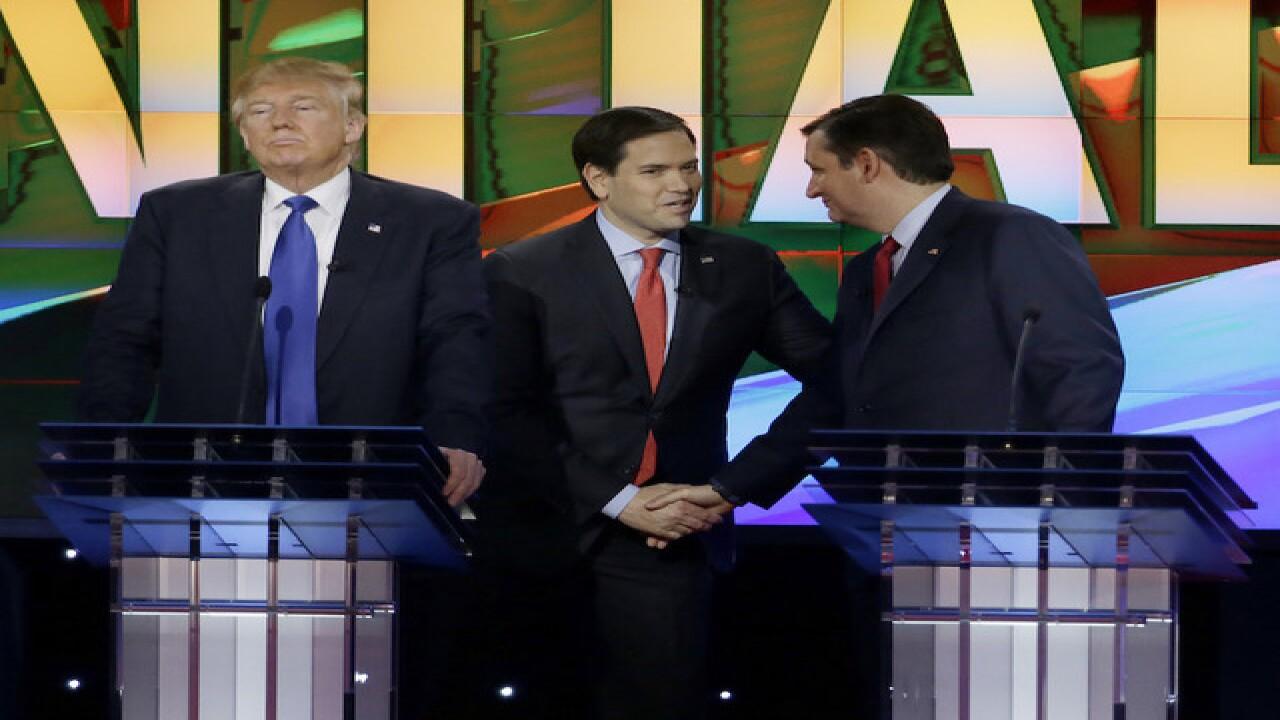 Live updates: The GOP Texas debate
