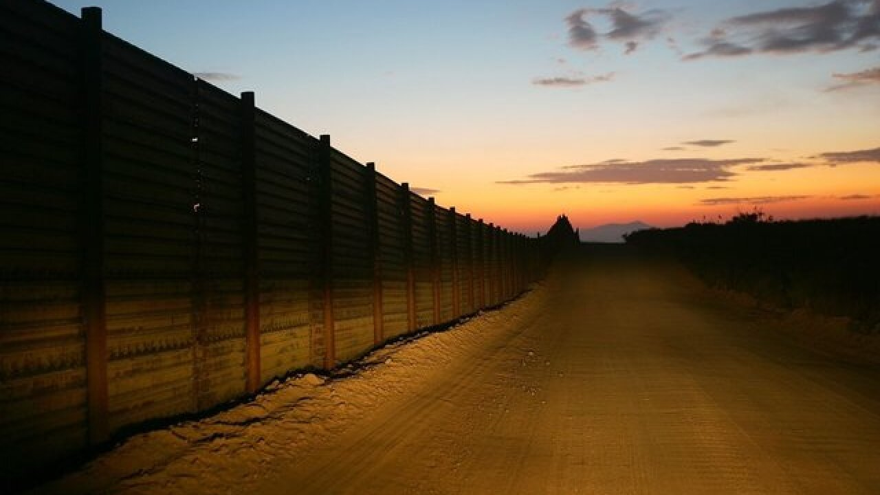 Judge rules that construction of border wall can move forward