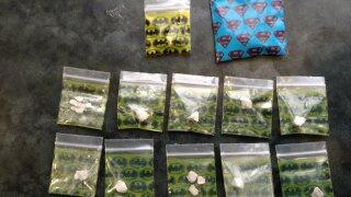 Three random stops lead to three drug arrests for Bozeman PD