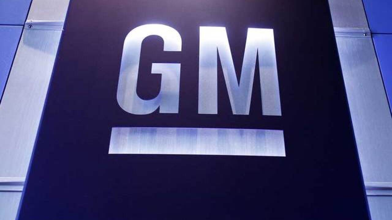 General Motors to lay off more than 1K workers at Lansing plant