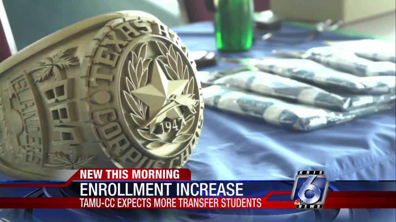 Texas A&M-CC expecting more transfer students in spring