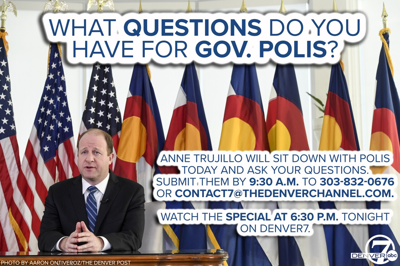 Call for questions for Polis one-on-one on April 7 2020