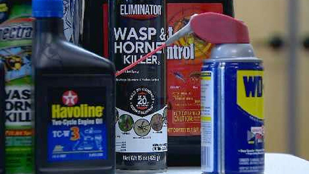 Officials Want You To Dispose Of Hazardous Waste
