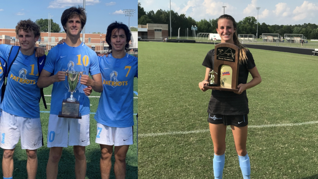 Wagner family First Colonial soccer siblings.png
