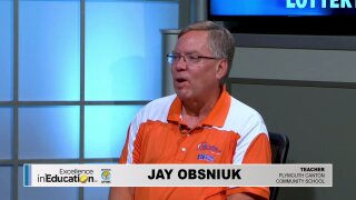 Excellence in Education – Jay Obsniuk