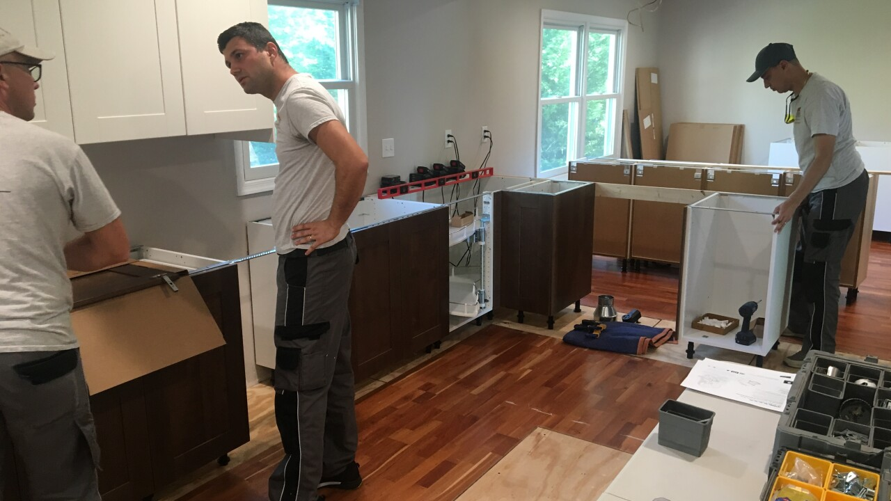 This local company will assemble your IKEA kitchen foryou