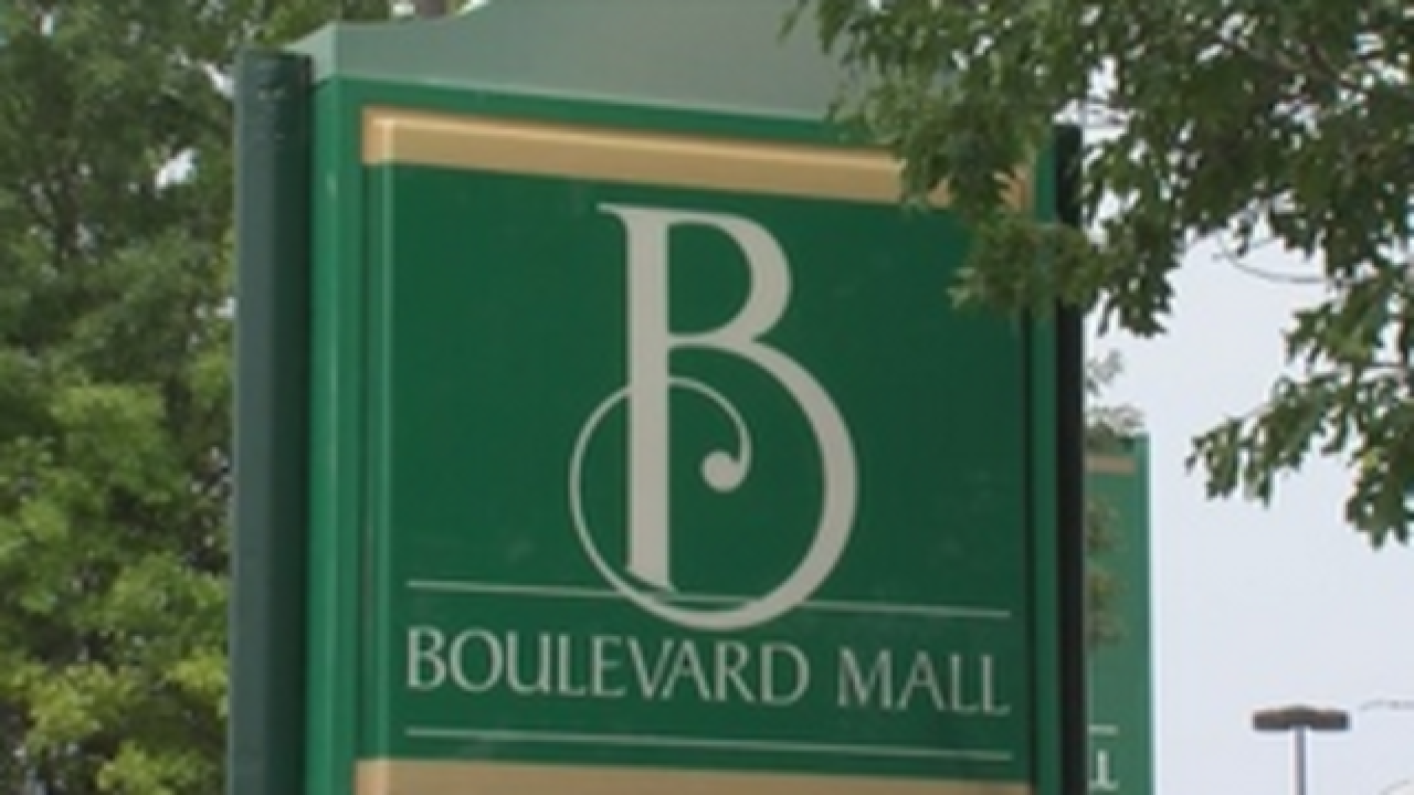 Boulevard Mall in middle of environmental study
