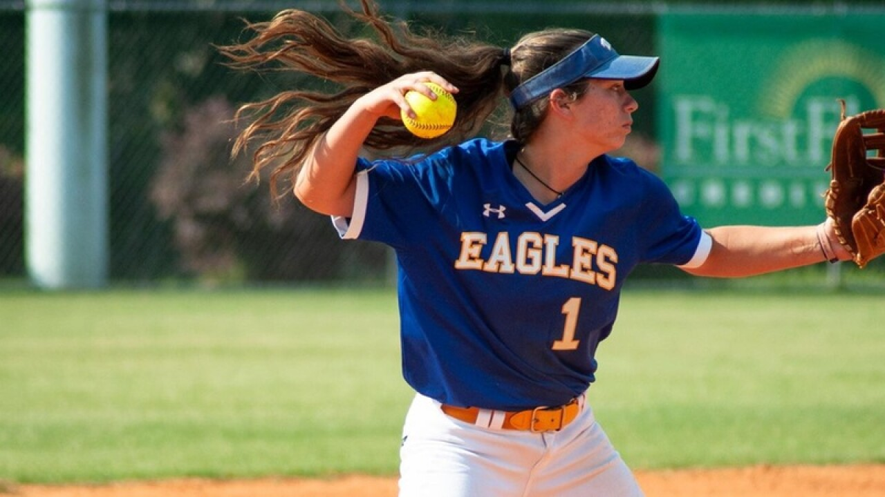 #TCCSoftball: Pirates sweep pair from Tallahassee